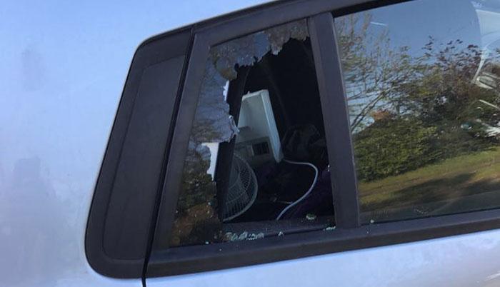 Car Window Replacement - side window