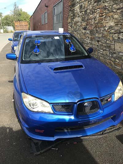 Subaru Impreza Windscreen Replacement Bolton