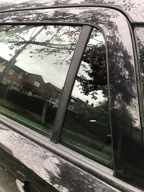 Vauxhall Astra Door Glass Replacement in Swinton - after photo