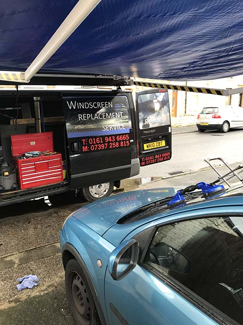 Vauxhall Corsa Windscreen Replacement Bury